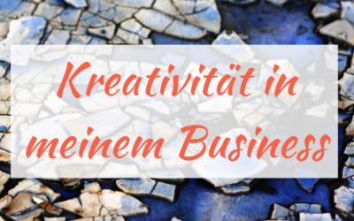Kreativität in meinem Business