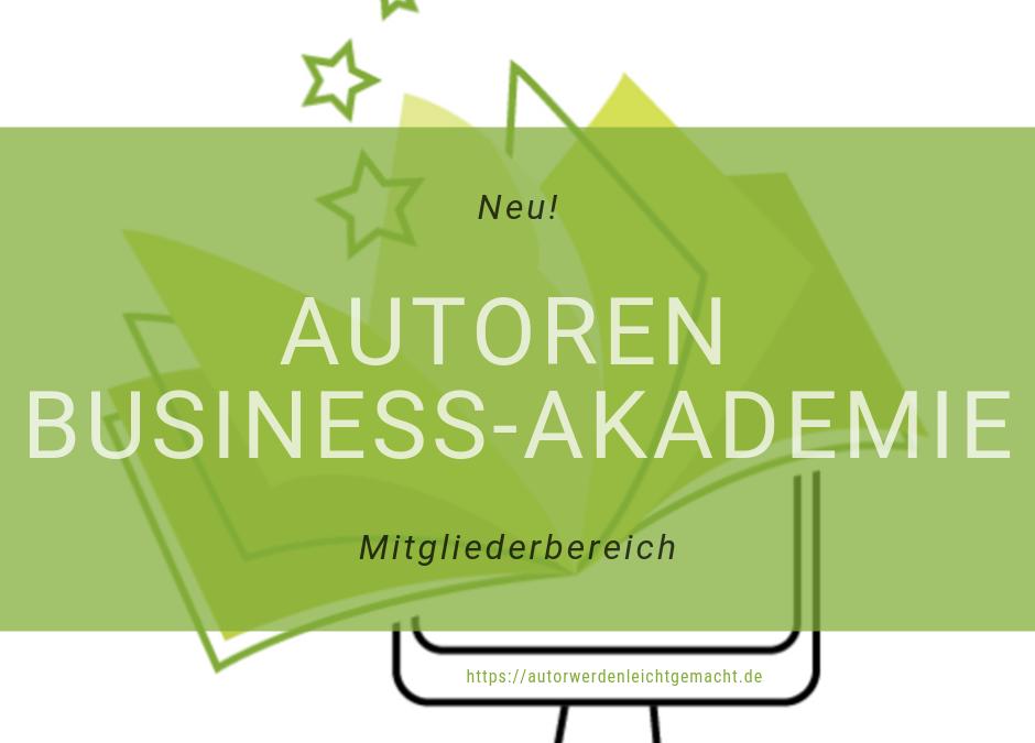 Online-Autoren-BUSINESS-Akademie